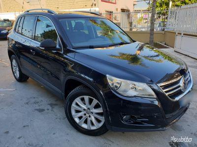 brugt VW Tiguan 2.0 TDI automatica garantita