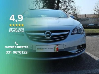 usado Opel Cascada 1.6 Turbo SIDI 170CV aut. Innovation