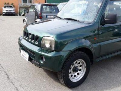 käytetty Suzuki Jimny 1.3i 16V cat 4WD JLX usato