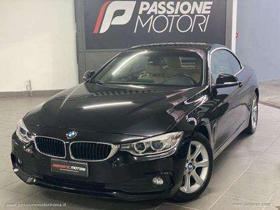 usata BMW 420 428 d Cabrio