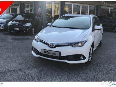 used Toyota Auris Touring Sports 1.8 hybrid active benzina
