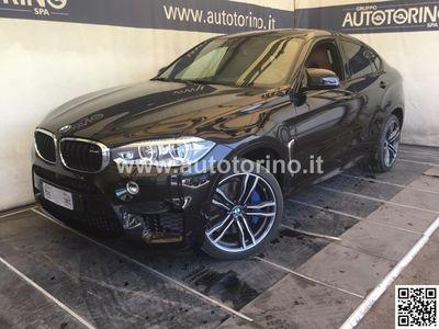 usata BMW X6 M M X6 M