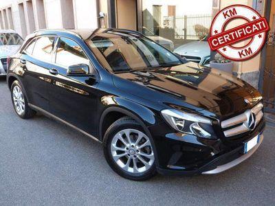brugt Mercedes GLA180 d Automatic km 27.878 Certificati Mercedes Benz