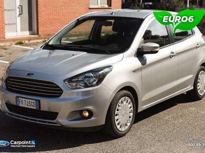 begagnad Ford Ka Plus 1.2 70cv