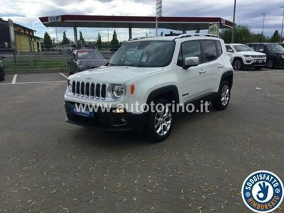 second-hand Jeep Renegade 2.0 mjt Limited 4wd 140cv