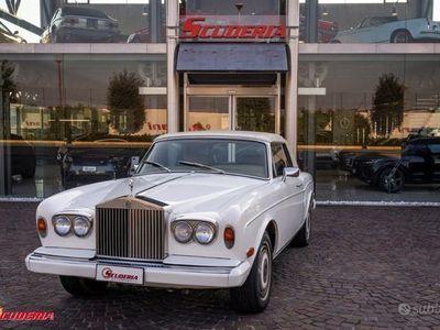 usata Rolls Royce Corniche Cabriolet