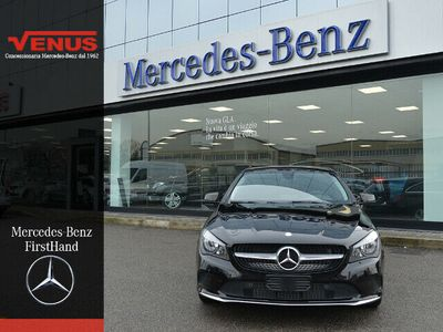 usata Mercedes CLA200 Sh.Brake D business auto