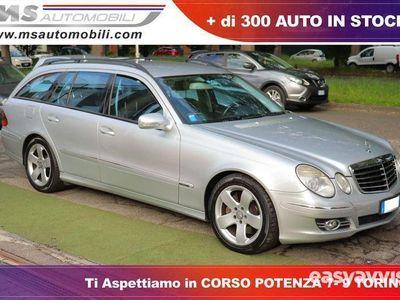 used Mercedes E320 classecdi cat s.w. evo avantgarde unicoproprietario diesel
