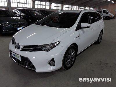 second-hand Toyota Auris Touring Sports 1.8 hybrid lounge elettrica/benzina