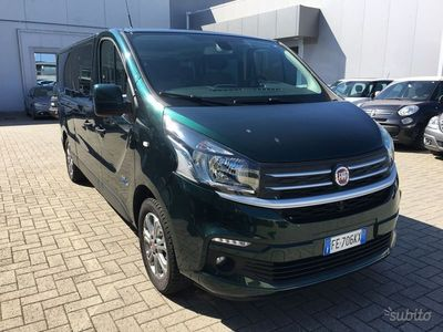 brugt Fiat Talento 1.6 TwinTurbo MJT 125CV PL-TN Co...