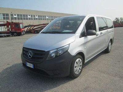 usata Mercedes Vito 2.2 CDI 114 136 CV LONG TOURER E6 KM 52.000 C.A.