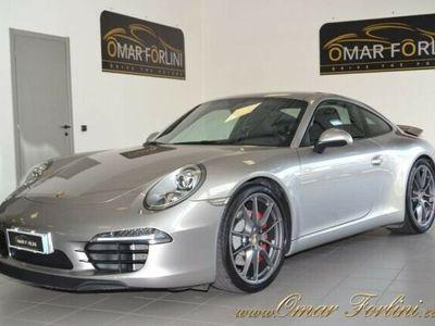 usata Porsche 911 Carrera S 991 pdk argento gt pasm scarichikm23.000
