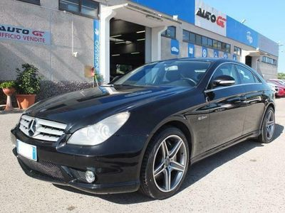 usata Mercedes CLS63 AMG AMG Ufficiale italiana