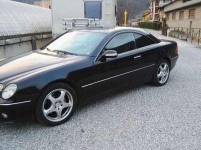 usata Mercedes CL500 C215 W215
