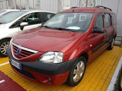 usata Dacia Logan MCV Logan1.5 dci Laureate 85cv 5p.ti
