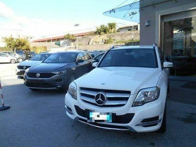usata Mercedes GLK220 4Matic BlueTEC Sport Automatica