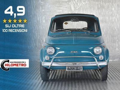 gebraucht Fiat 500L berlina benzina 2/3-porte manuale blu