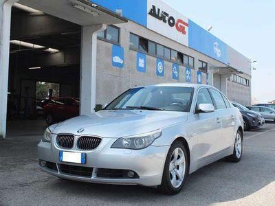 usata BMW 530 Serie 5 (E60/E61) cat Eletta Pelle Xenon