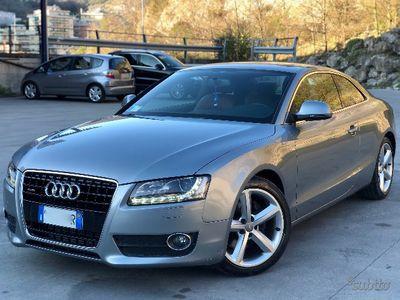 usado Audi A5 coupe 3.0 tdi quattro km 89.900 originali