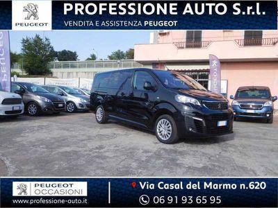 used Peugeot Traveller BlueHDi 180 S&S EAT6 LONG Business 9 POSTI (AZIENZ