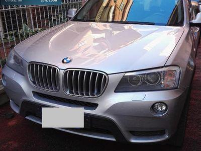brugt BMW X3 xDrive30dA Eletta