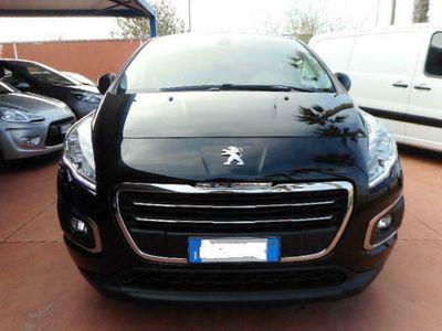 begagnad Peugeot 3008 BlueHDi 120 Star&Stop NAVIGATORE+USB+BLUETOOTH