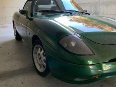 begagnad Fiat Barchetta 1.8 16V