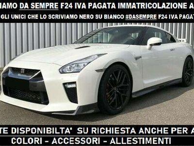 usata Nissan GT-R G-TR BLACK EDITION FORN. DA SEMPRE F24 IVA PAGATA