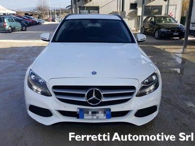 usata Mercedes C200 d S.W. Auto Business rif. 13178606