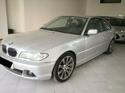 usata BMW 320 D COUPÈ 150cv M SPORT 2005#DA VETRINA