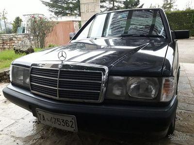 usata Mercedes 190 Edel 1991 a metano