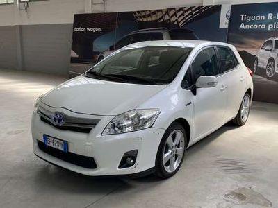 usata Toyota Auris 1.8 HSD 5 porte Executive