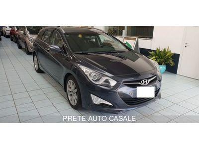 usata Hyundai i40 Wagon 1.7 CRDi 136CV Automatica Style