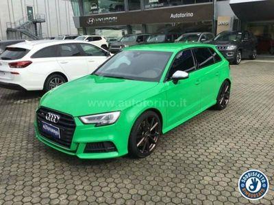 usata Audi A3 Sportback S3 S3 2.0 tfsi quattro 310cv s-tronic