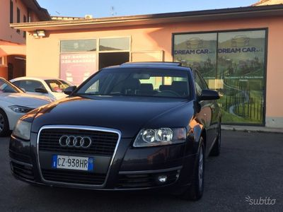 brugt Audi A6 2.7 tdi S-line 2006 manuale 190.000km