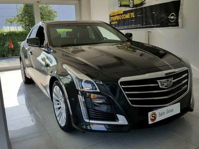 usata Cadillac CTS (2013--->) 2.0L Turbo AWD AT Premium