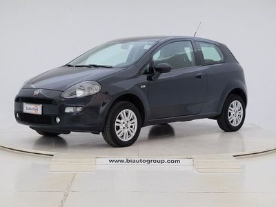 usado Fiat Punto 1.4 8V 3 porte Natural Power Lounge