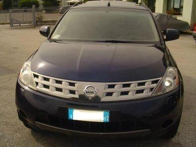 usata Nissan Murano 3.5 V6 24v Cvt Usato