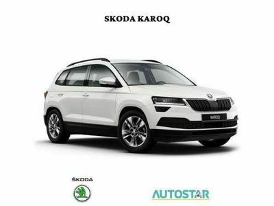 usata Skoda Karoq 1.0 TSI 110 CV Ambition