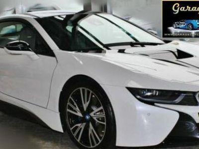 usata BMW i8 i8xDrive Coupe