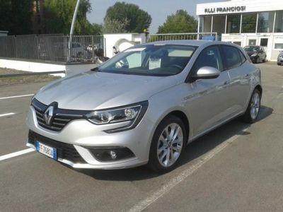 usata Renault Mégane 1.5 dci energy Intens 110cv