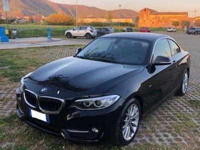 usata BMW 218 Serie 2 Coupé (F22) Coupé Sport