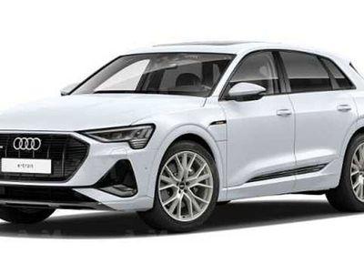 usata Audi E-Tron - 50 quattro S line edition nuova a Bolzano/Bozen