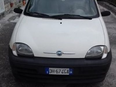 second-hand Fiat Seicento - 2008