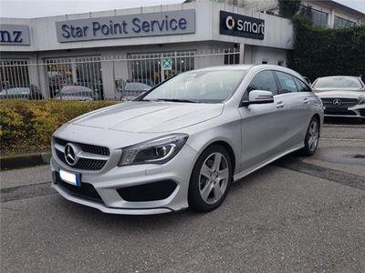usata Mercedes CLA220 d S.W. Automatic Premium