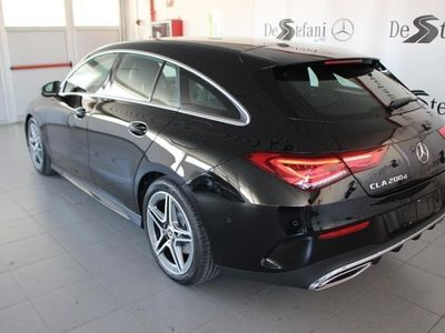 usata Mercedes 200 CLA Mod: COUPEd Automatic Shooting Brake