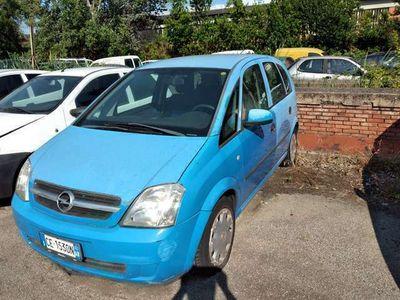 usata Opel Meriva 1.7 DTI Enjoy