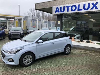 usata Hyundai i20 1.2 5Pt Advanced My19 Uff. Italia