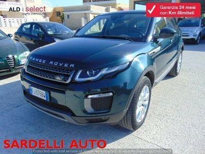 usata Land Rover Range Rover evoque 2.0 eD4 5p. (Automatico).