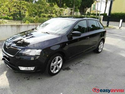 used Skoda Rapid Rapid/SpacebackSpaceback 1.6 TDI CR 105 CV Ambition